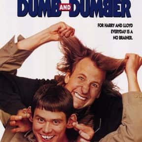 Dumb and Dumber is listed (or ranked) 2 on the list The Best PG-13 Comedies of All Time