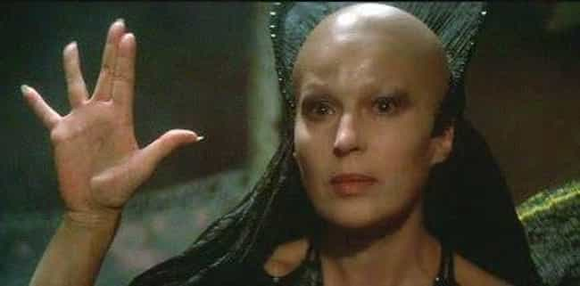 Dune is listed (or ranked) 3 on the list The Worst Bald Caps In Film And TV
