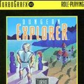Dungeon Explorer is listed (or ranked) 15 on the list The Best TurboGrafx-16 Games