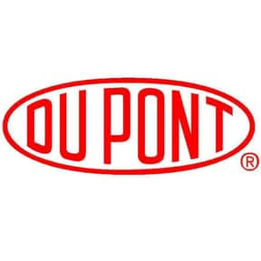 DuPont is listed (or ranked) 7 on the list The Best Carpet Brands