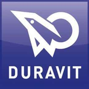 Duravit is listed (or ranked) 6 on the list The Best Bathroom Brands