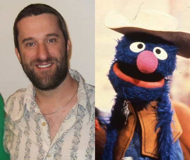Dustin Diamond is listed (or ranked) 2 on the list Child Stars Who Grew Up to Look Like Muppets