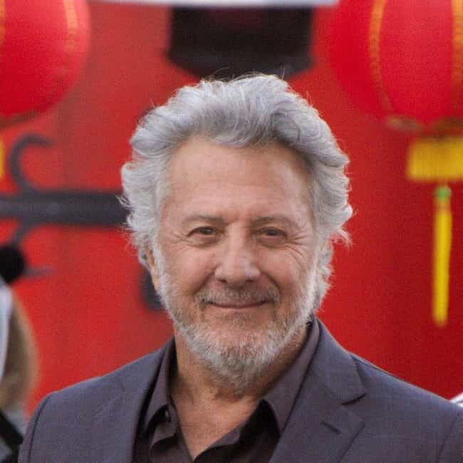 Dustin Hoffman is listed (or ranked) 3 on the list Famous People Born in 1937