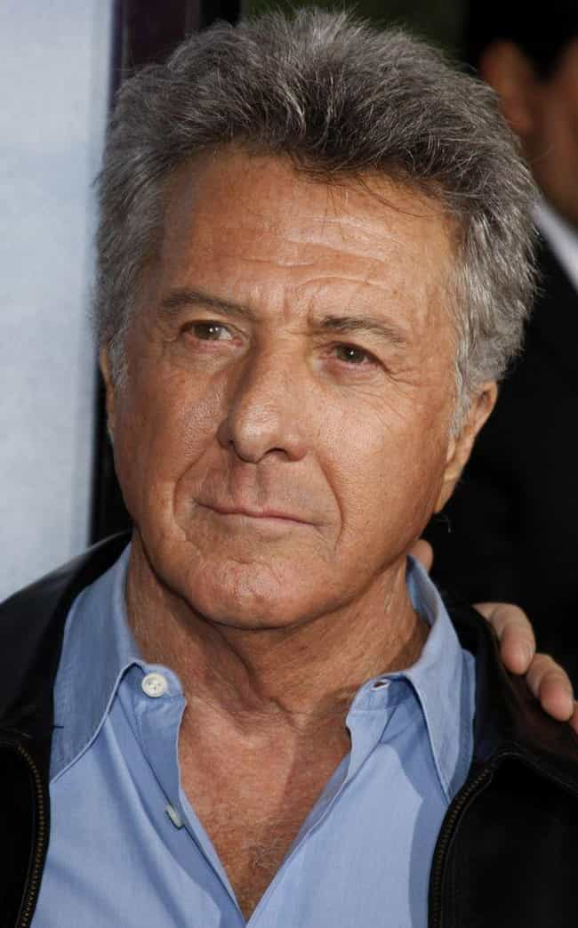 Dustin Hoffman is listed (or ranked) 4 on the list Celebrity Men Who Are Even Shorter Than You Already Thought