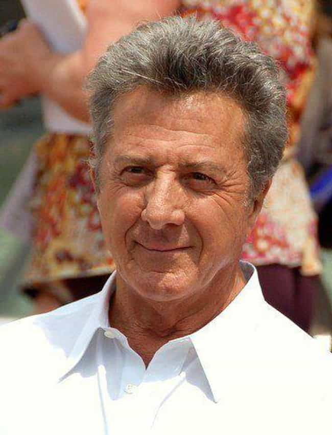 Dustin Hoffman is listed (or ranked) 7 on the list Hilarious Ways Celebrities Have Tried To Avoid The Paparazzi