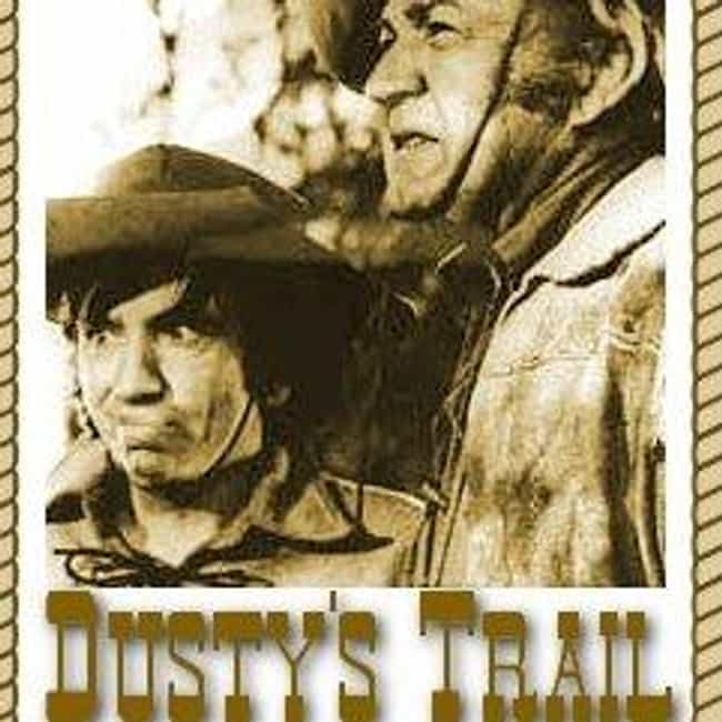 Dusty's Trail is listed (or ranked) 2 on the list Sherwood Schwartz Shows and TV Series