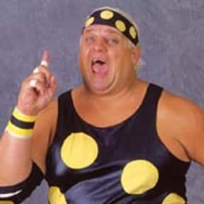 """""""The American Dream"""" Dusty Rho is listed (or ranked) 16 on the list The Greatest Pro Wrestlers of All Time"""