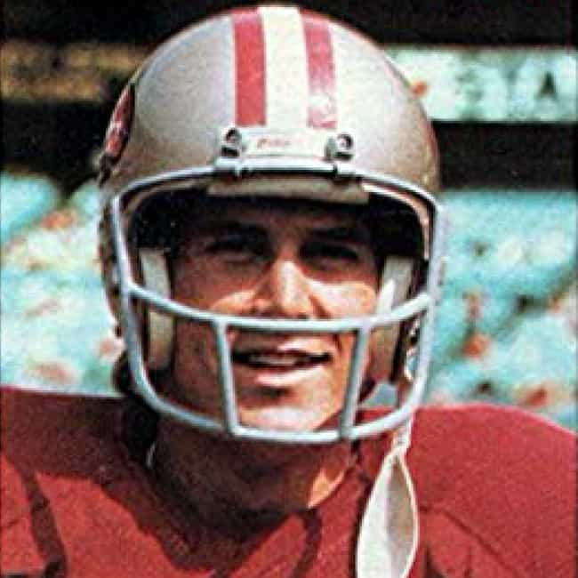 Dwight Clark is listed (or ranked) 2 on the list 25+ Former NFL Players With CTE