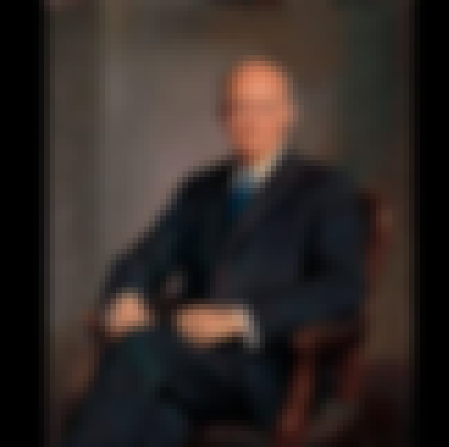 Dwight D. Eisenhower is listed (or ranked) 6 on the list All the Presidential Portraits, Ranked