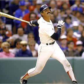 Dwight Evans is listed (or ranked) 20 on the list The Best Boston Red Sox Of All Time
