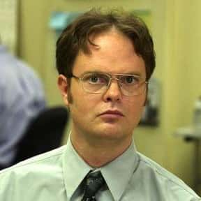 Dwight Schrute is listed (or ranked) 9 on the list Awkward TV Characters We Can't Help But Love