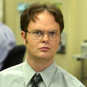 Dwight Schrute is listed (or ranked) 2 on the list The Funniest TV Characters of All Time