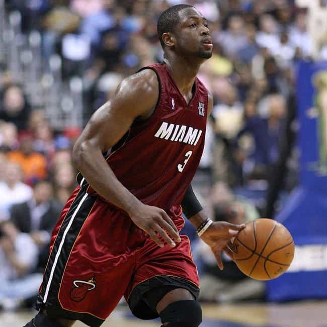 Dwyane Wade is listed (or ranked) 1 on the list The Best Athletes Who Retired in 2019