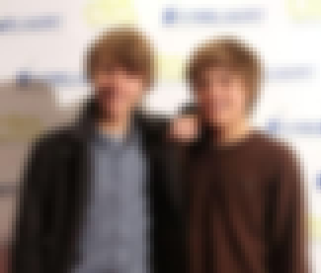 Dylan and Cole Sprouse is listed (or ranked) 6 on the list Celebrity Twins