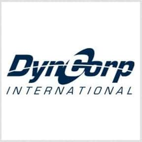 DynCorp is listed (or ranked) 15 on the list Companies Headquartered in Virginia