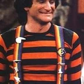 Mork is listed (or ranked) 14 on the list The Greatest TV Aliens Living Among Earthlings