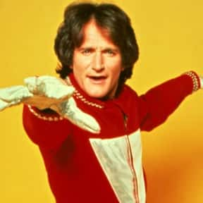 Mork is listed (or ranked) 10 on the list The Best Alien Characters of All Time