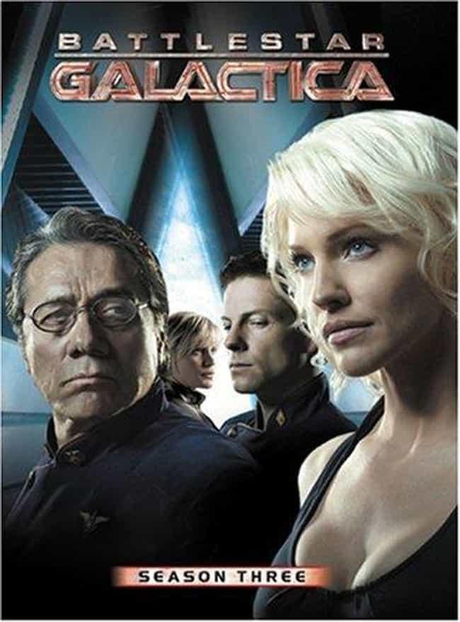 Battlestar Galactica Season 3 is listed (or ranked) 3 on the list The Best Seasons of Battlestar Galactica