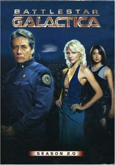 Season 2 is listed (or ranked) 1 on the list The Best Seasons of Battlestar Galactica