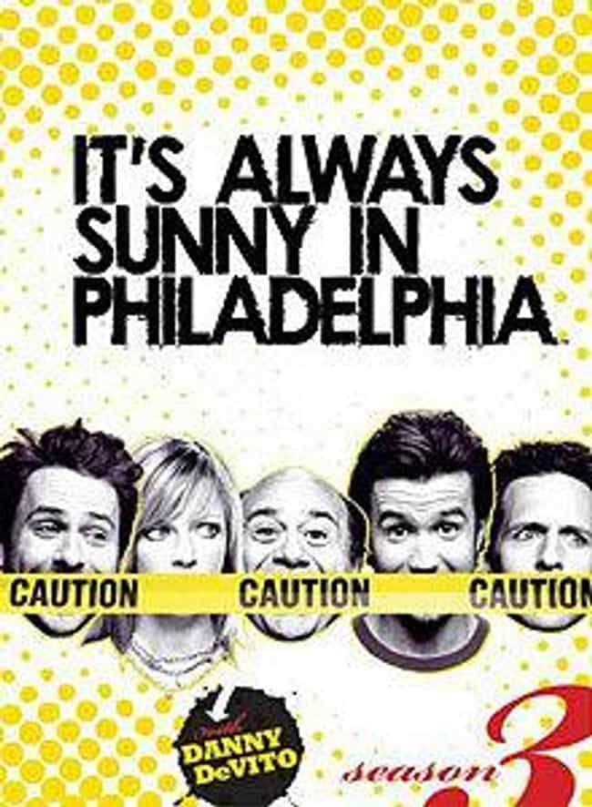 It's Always Sunny in Philadelp... is listed (or ranked) 4 on the list The Best Seasons of It's Always Sunny in Philadelphia
