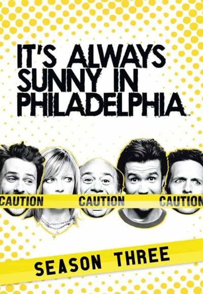 It's Always Sunny in Phi... is listed (or ranked) 2 on the list The Best Seasons of 'It's Always Sunny in Philadelphia'