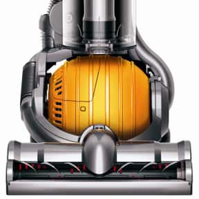 Dyson is listed (or ranked) 1 on the list The Best Vacuum Cleaner Brands