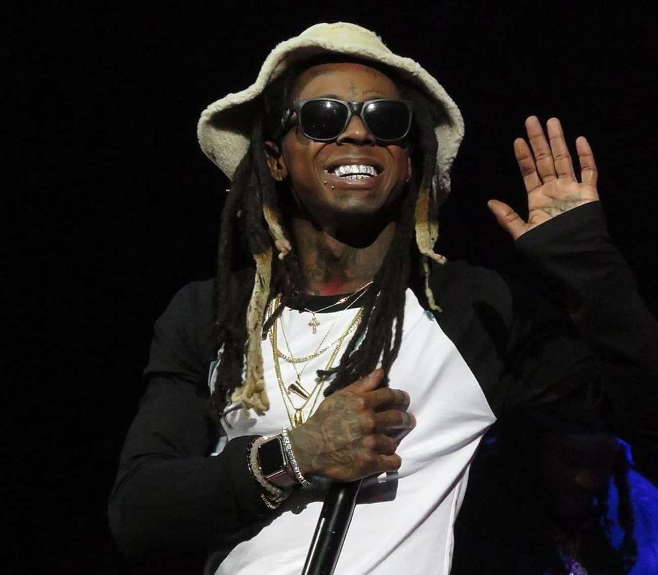 Lil Wayne is listed (or ranked) 2 on the list Famous Male Designers