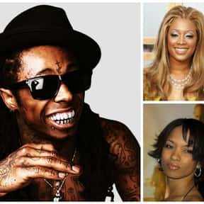 Lil Wayne is listed (or ranked) 20 on the list The Biggest Manwhores in the Entertainment Industry