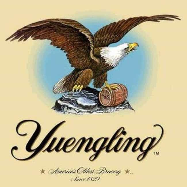 Yuengling is listed (or ranked) 2 on the list 12 Brewing Companies That Couldn't Be Stopped by Prohibition