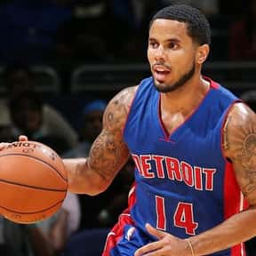 D. J. Augustin is listed (or ranked) 16 on the list The Best NBA Players from Louisiana