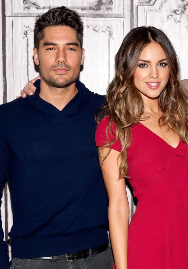 D.J. Cotrona is listed (or ranked) 2 on the list Eiza Gonzalez Loves and Hookups