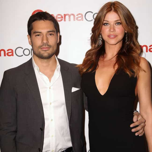D.J. Cotrona is listed (or ranked) 3 on the list Adrianne Palicki Loves and Hookups