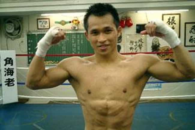 Eagle Kyowa is listed (or ranked) 2 on the list Famous Professional Boxers from Thailand