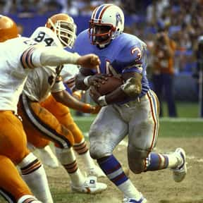Earl Campbell is listed (or ranked) 5 on the list The Best Tennessee Titans of All Time