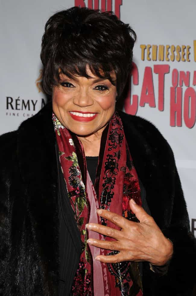 Eartha Kitt is listed (or ranked) 1 on the list Famous People Born in 1927