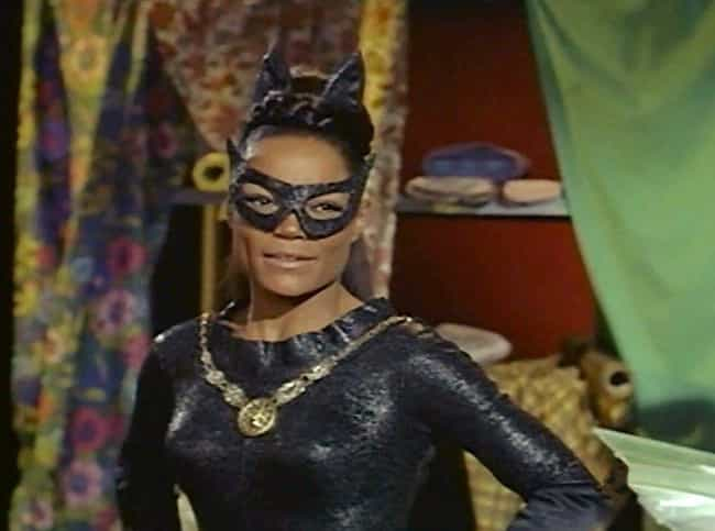 Eartha Kitt is listed (or ranked) 3 on the list The Best Actresses Who Played Catwoman