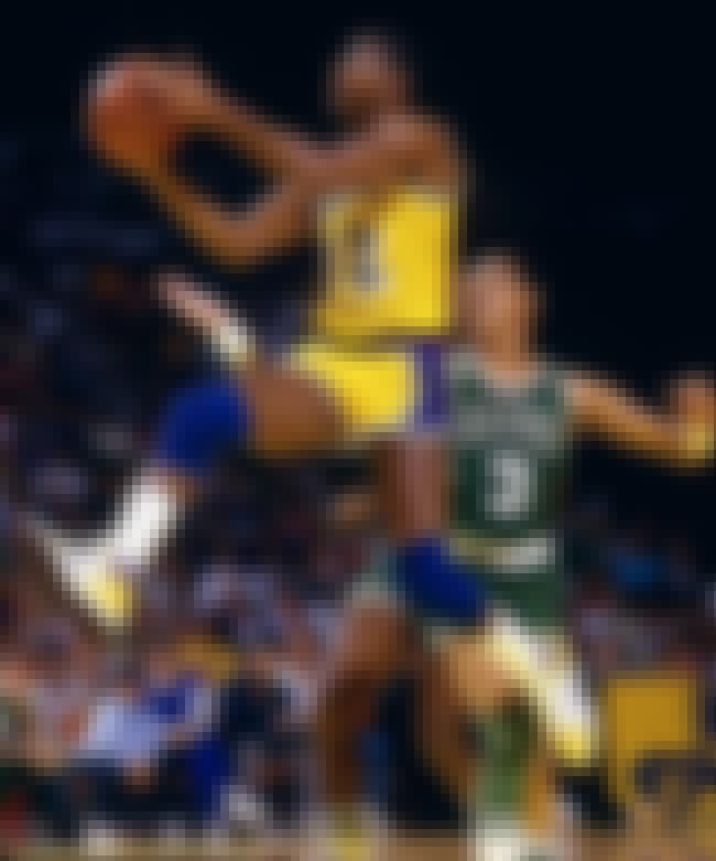 Magic Johnson is listed (or ranked) 3 on the list 50 Greatest NBA Players Of All Time