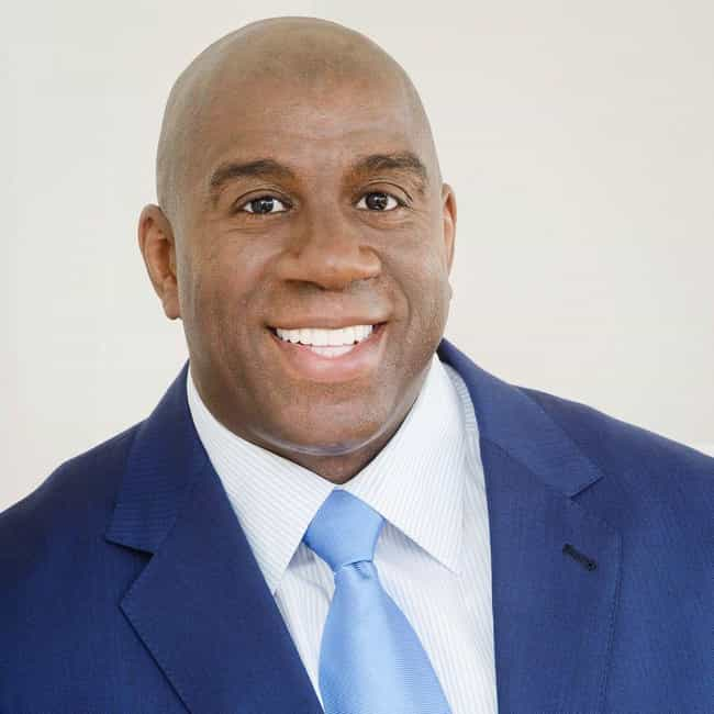 Magic Johnson is listed (or ranked) 3 on the list Celebrities Who Live in Orange County, California