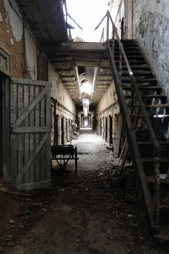 Eastern State Penitentia... is listed (or ranked) 2 on the list Creepy Destinations You Should Visit If You Actually Want To Experience The Supernatural