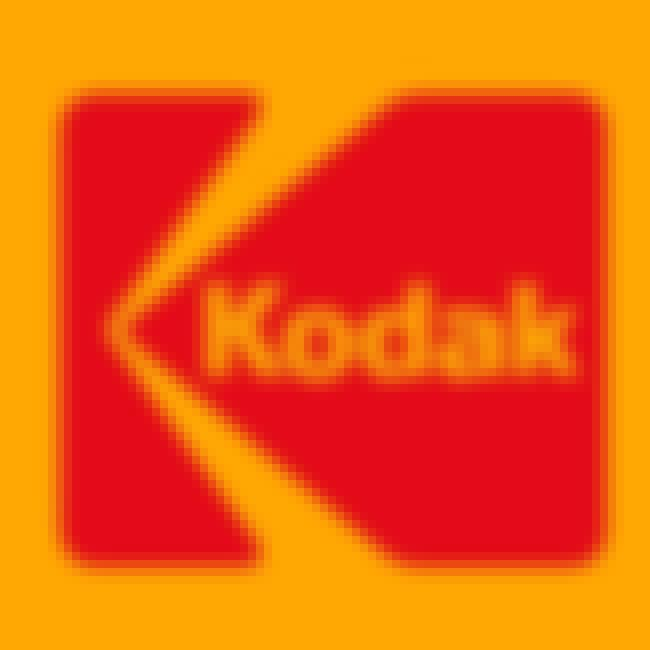 Eastman Kodak is listed (or ranked) 5 on the list The Evolution of 15 Iconic Brand Logos