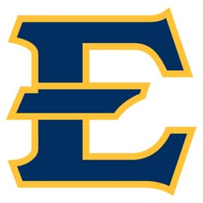 East Tennessee State Universit is listed (or ranked) 1 on the list All SoCon Schools