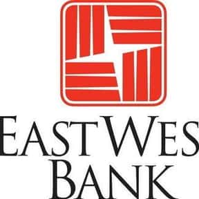 East West Bank is listed (or ranked) 5 on the list The Best Bank for Recent College Grads