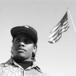 Eazy-E is listed (or ranked) 3 on the list The Greatest Rappers Who Are Already Dead