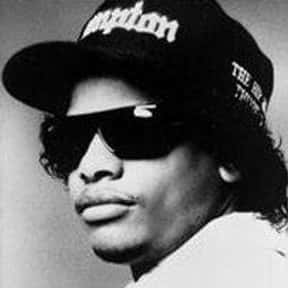 Eazy-E is listed (or ranked) 12 on the list The Greatest Rappers Of All Time