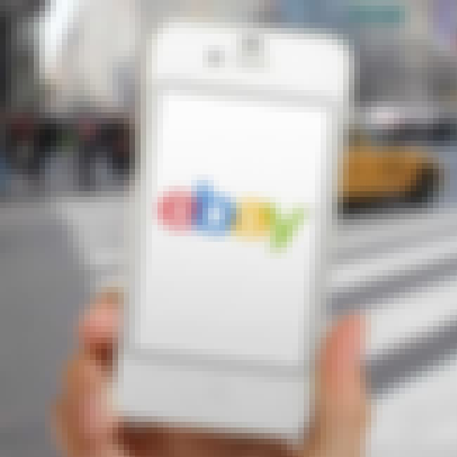 eBay is listed (or ranked) 1 on the list The Best Ways to Make Money Online