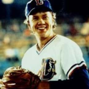 Ebby Calvin 'Nuke' LaLoosh is listed (or ranked) 13 on the list The Greatest Baseball Player Characters in Film