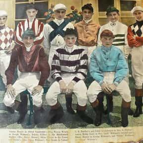 Eddie Arcaro is listed (or ranked) 16 on the list List of Famous Jockeys