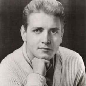 Eddie Cochran is listed (or ranked) 23 on the list Famous People Named Eddie