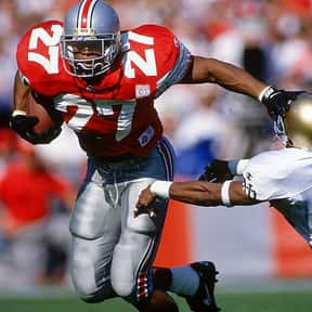 Eddie George is listed (or ranked) 11 on the list The Best Heisman Trophy Winners of All Time