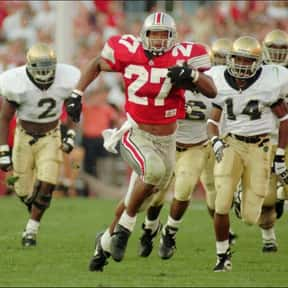 Eddie George is listed (or ranked) 5 on the list The Best Ohio State Buckeyes of All Time